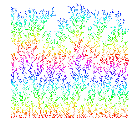 Diffusion-limited aggregation