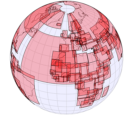 Geographic Bounding Boxes