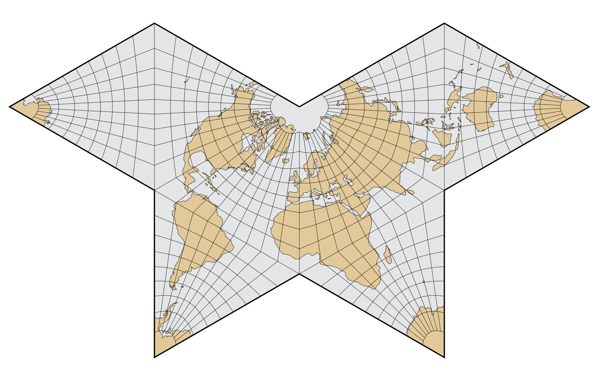 Gnomonic Chart