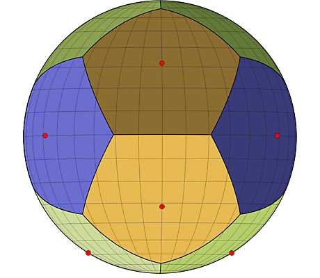 Spherical Voronoi Diagram